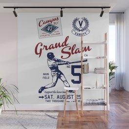 Varsity Baseball Team - Grand Slam Wall Mural