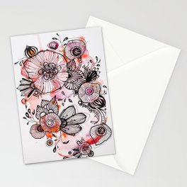 June Bloom Stationery Cards