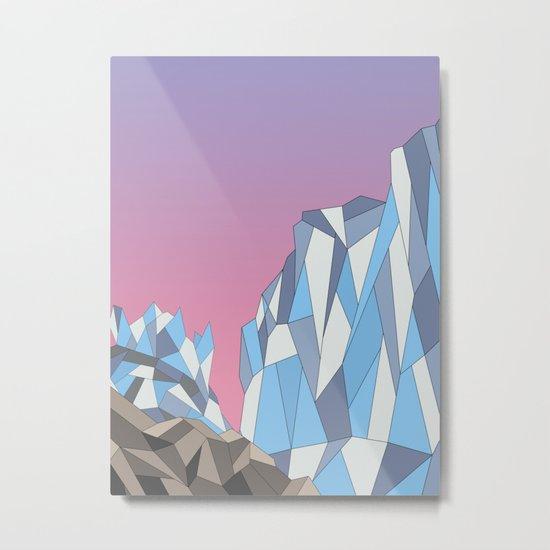 ANTARCTICA Metal Print