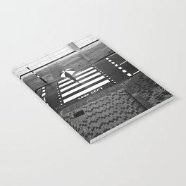 Zebra Crossing, London Notebook
