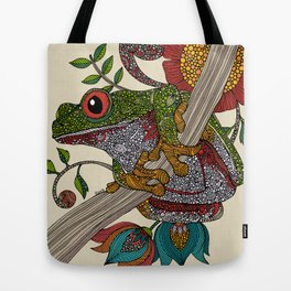 Phileus Frog Tote Bag
