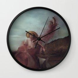 Releasing Grace Wall Clock