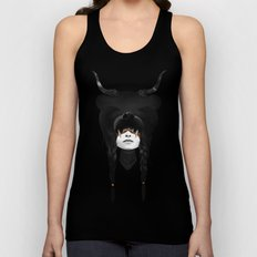 Bear Warrior Unisex Tank Top