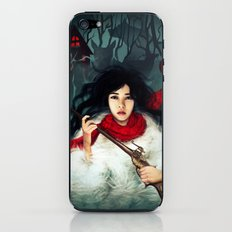 Hunting Monsters iPhone & iPod Skin