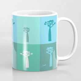Baobab Azure Coffee Mug