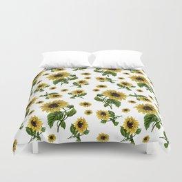 Sunflowers pattern Duvet Cover