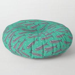 Sardines Floor Pillow