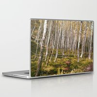 helen Laptop & iPad Skins featuring Regrowth from Mount Saint Helen by Amanda Picotte