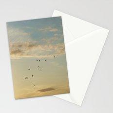 In Flight #7 Stationery Cards