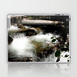 Cascades on Fall Creek in the Weminuche Wilderness, No. 1 of 2 Laptop & iPad Skin