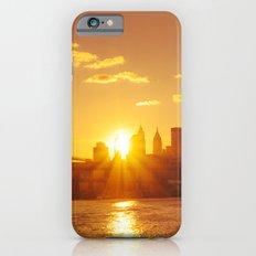 Sunset - New York City iPhone 6s Slim Case