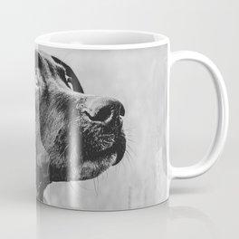Wheatfield Dog Portrait // Sharing Memories with A Best Friend Such Amazing Eyes Coffee Mug