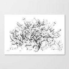 equilook Canvas Print