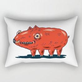 Haifa Pig Rectangular Pillow