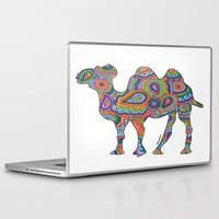 camel Laptop & iPad Skins featuring Camel  by Shanaabird