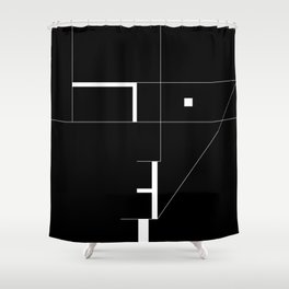 AutorreTracks - Inspired by Spirit Shower Curtain