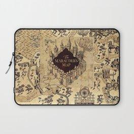 Marauder's Map Laptop Sleeve