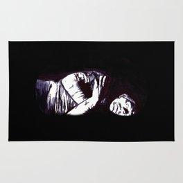 The Mummy Rug