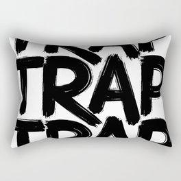 Trap Trap Trap Rectangular Pillow