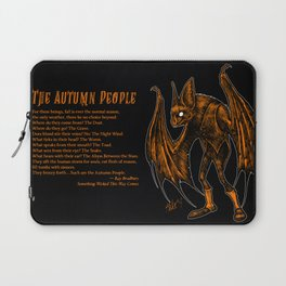 Autumn People 2 Laptop Sleeve