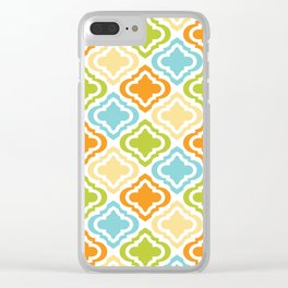 Sabine Clear iPhone Case