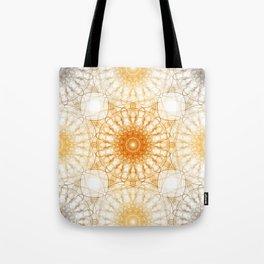 oranyellgray Tote Bag