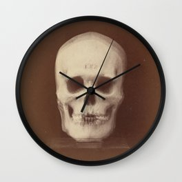 The Vintage War Surgeon Skull - Army Museum Wall Clock