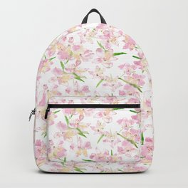 Peruvian Lilies, small Backpack