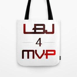 LBJ MVP Tote Bag