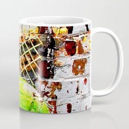 Tennis Art Coffee Mug