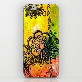Henna Fantasia Exotic iPhone Skin