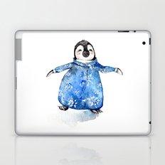 Baby Penguin in Onsie Laptop & iPad Skin