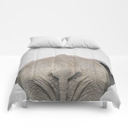 Elephant Tail - Colorful Comforters