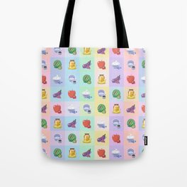 The Sweet Size Difference Tote Bag