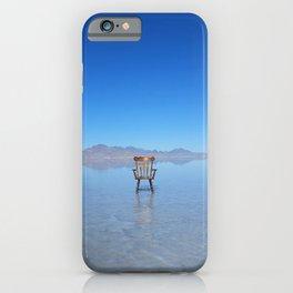Ode to Stillness iPhone Case