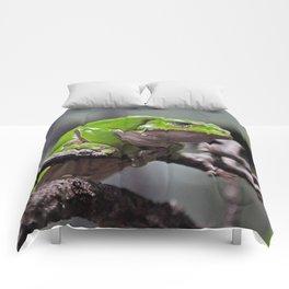Monkey Frog Comforters