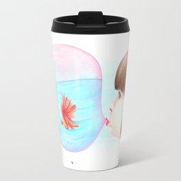 Bubblegum Travel Mug