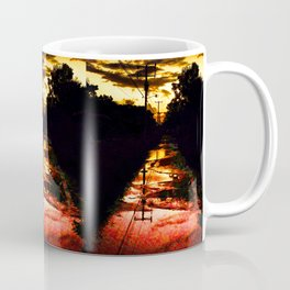 Sherbet Road Coffee Mug