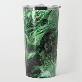 Green Healing Light Travel Mug