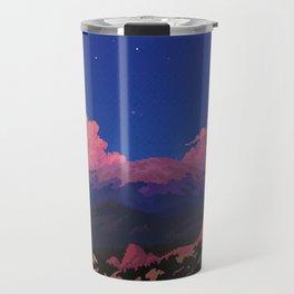 Sunset at Garden of the Gods Travel Mug