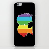 lesbian iPhone & iPod Skins featuring Lesbian Love  by Winter Graphics