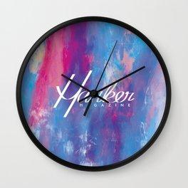 Hanker Magazine – Issue Six w/ Logo V1 Wall Clock