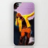 seal iPhone & iPod Skins featuring Seal by JR van Kampen