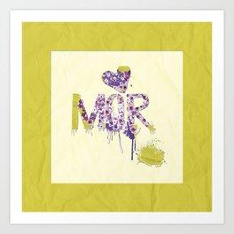 MOR.2 Art Print