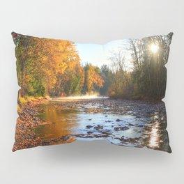 Salmon Sanctuary - Adams River BC, Canada Pillow Sham