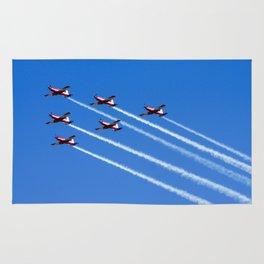 Avalon Airshow - RAAF Roulettes Rug