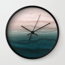 WITHIN THE TIDES - EARLY SUNRISE Wall Clock