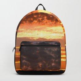 Golden Morning Backpack