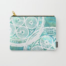 swimmingly Carry-All Pouch