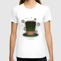 mad hatter T-shirts featuring Mad Hatter by coalotte